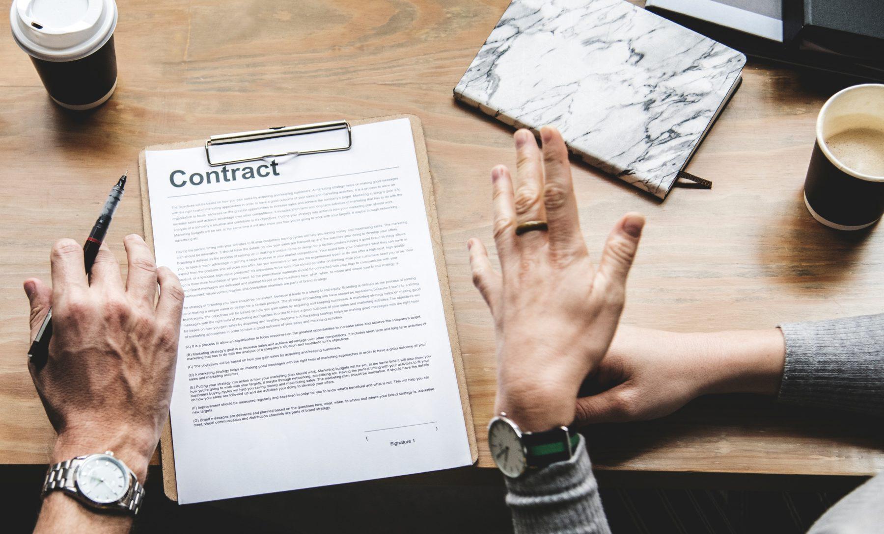 contrat expatrié