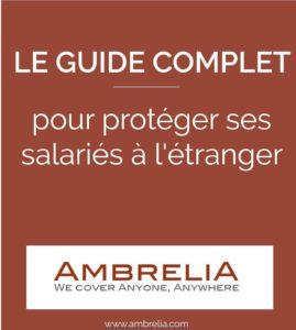 Guide Ambrelia protéger ses salariés