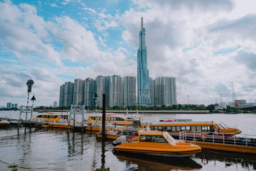 Expatriation Ho Chin Minh Ville